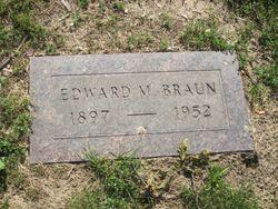 Edward M Braun