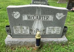 Ernest Martin McCarter, Jr