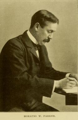 Horatio William Parker