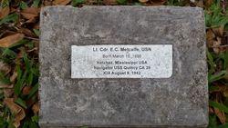 CDR Edward C Metcalfe
