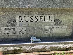 Joseph M Russell Jr.