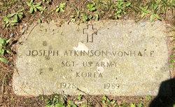 Joseph Atkinson Von Hack