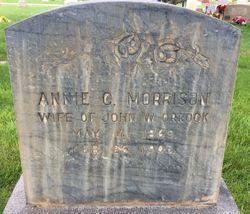 Annie Christina <I>Morrison</I> Orrock