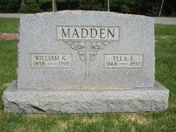 William K Madden