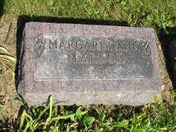 Margaret Ann Mallon