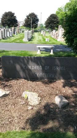 Children of Israel Cemetery