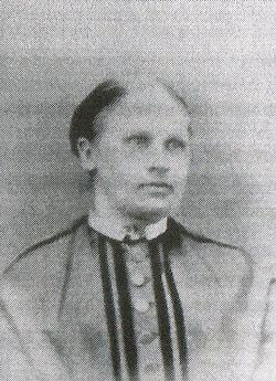 Mary <I>McKinley</I> May