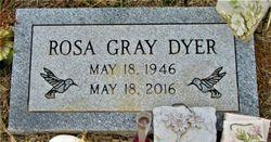 Rosa Louise <I>Gray</I> Dyer