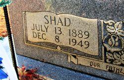 """Shadrack Meshack Abednego """"Shad"""" Kimbrell"""