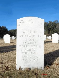Arthur Bierlair, Jr