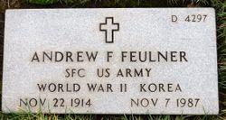 Andrew F Feulner