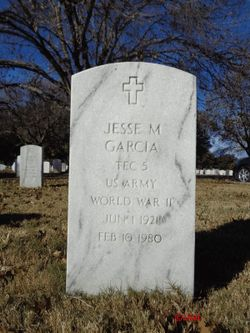 Jesse M Garcia