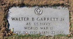 Walter B Garrett, Jr