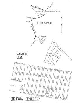 Te Puia Springs Cemetery