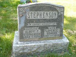 Florence Irene <I>Sowers</I> Stephenson