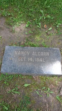Nancy <I>McClain</I> Alcorn