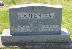 Esther Ellen <I>Ashby</I> Carpenter