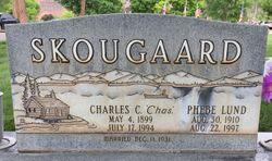 """Charles C """"Chas"""" Skougaard"""