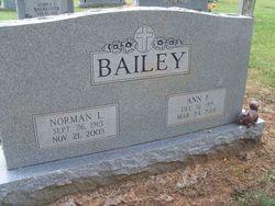 Norman Lester Bailey