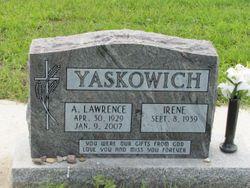 A. Lawrence Yaskowich