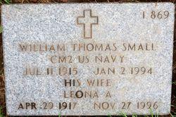 William Thomas Small