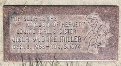 Viola Yvonne Miller