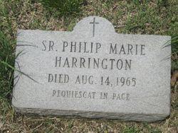 Sr Philip Marie Harrington