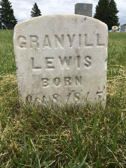 Granville Lewis