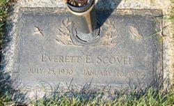 Everett E Scovel