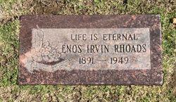 Enos Irvin Rhoads
