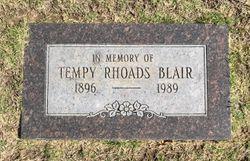 Tempy Hester <I>Blackwell</I> Blair