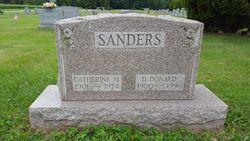 D. Daniel Sanders