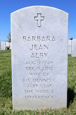 Barbara Jean Alby