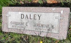 Jeremiah W Daley
