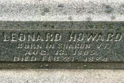 Leonard Howard