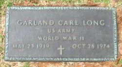 Garland Carl Long