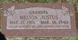 Melvin Donald Justus