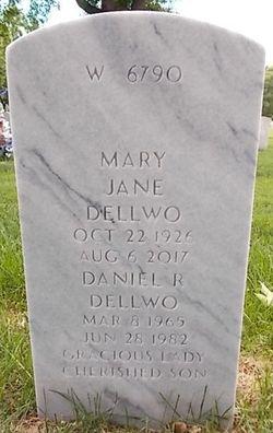 Daniel R Dellwo