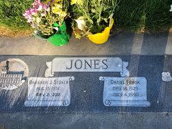Daniel Frank Jones
