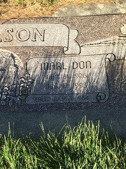 Marl Don Snelson