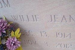 Willie Jean <I>May</I> Odom
