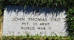 John Thomas Siko