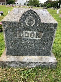 Mary <I>Paige</I> Cook