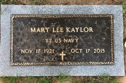 Mary Lee Kaylor