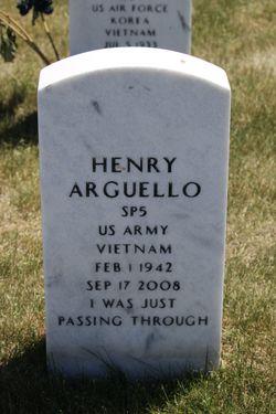 Henry Arguello
