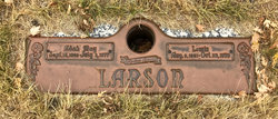 Adah May <I>VanHoy</I> Larson