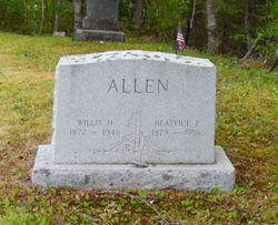 Beatrice F. Allen