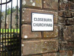Closeburn Churchyard
