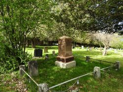 Rothesay Baptist Cemetery