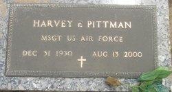 Harvey Ernest Pittman